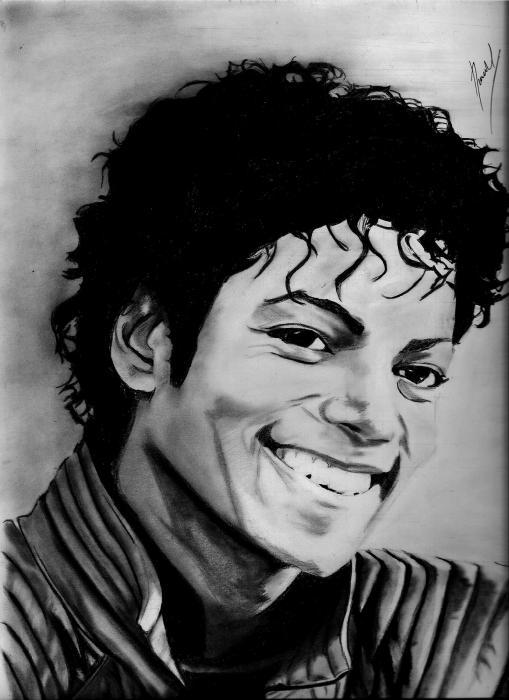Michael Jackson por dnieltsk